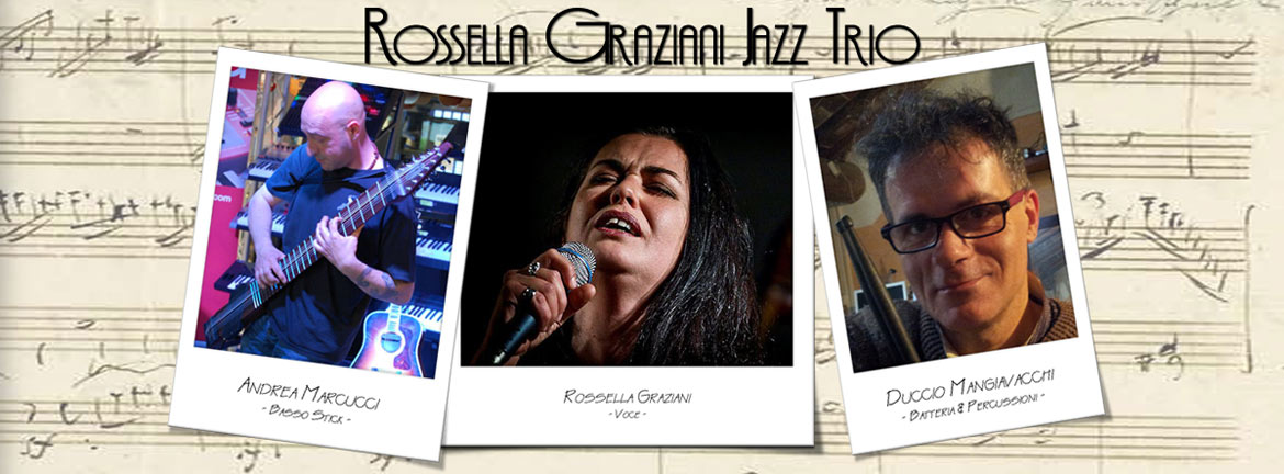 Live Music with Rossella Graziani Jazz Trio-0