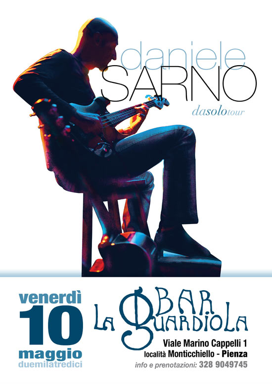 Live Music with Daniele Sarno-0