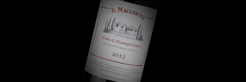 Rosso di Montepulciano DOC – Il Macchione-0