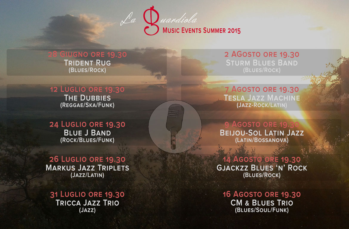 MUSIC EVENTS SUMMER 2015-0
