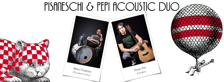 Pisaneschi & Pepi Acoustic Duo-0