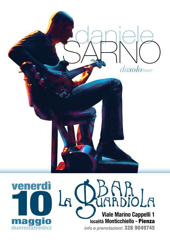 Live Music con Daniele Sarno-0